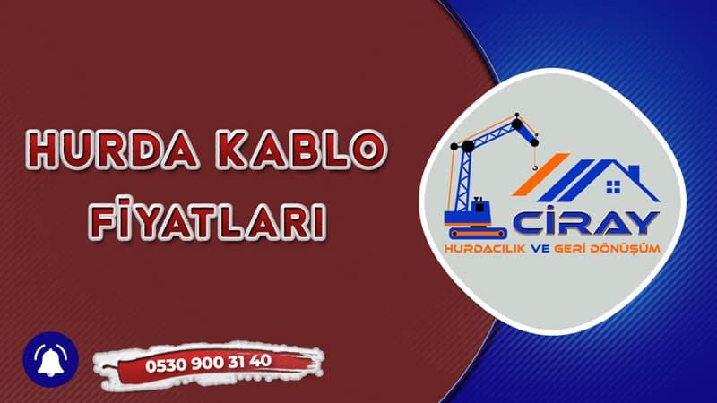 Trabzon Hurda Kablo Fiyatları